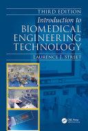 Introduction to Biomedical Engineering Technology Pdf/ePub eBook