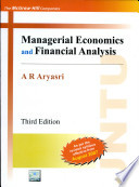 Managerial Economics And Financial Analysis