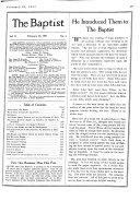 The Baptist