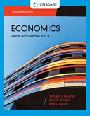 Economics Principles Policy