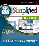Mac OS X Version 10.3 Panther