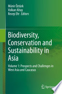 Biodiversity, Conservation and Sustainability in Asia