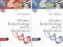 Modern Biotechnology and Its Applications