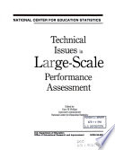Technical Issues in Large-scale Performance Assessment
