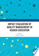 Impact Evaluation of Quality Management in Higher Education