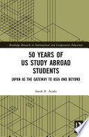 50 Years of US Study Abroad Students Book