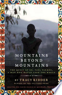 Mountains Beyond Mountains  Adapted for Young People  Book
