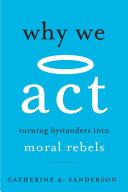 Pdf Why We Act