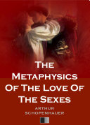 The Metaphysics Of The Love Of The Sexes [Pdf/ePub] eBook