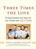 Three Times the Love Pdf/ePub eBook