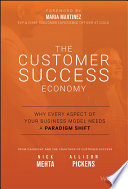 The Customer Success Economy