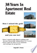 38 Years in Apartment Real Estate
