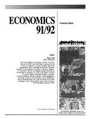 Annual Editions, Economics