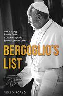 Bergoglio's List