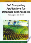 Soft Computing Applications For Database Technologies Book
