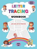 Letter Tracing Workbook Book