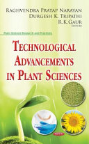 Technological Advancements in Plant Sciences Book