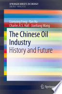 The Chinese Oil Industry Book