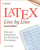 LaTeX  Line by Line