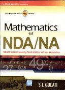 Mathematics For Nda