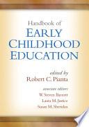 Handbook of Early Childhood Education Book