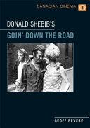 Donald Shebib's 'Goin' Down the Road' Pdf