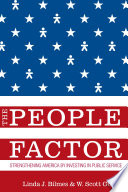 The People Factor Book