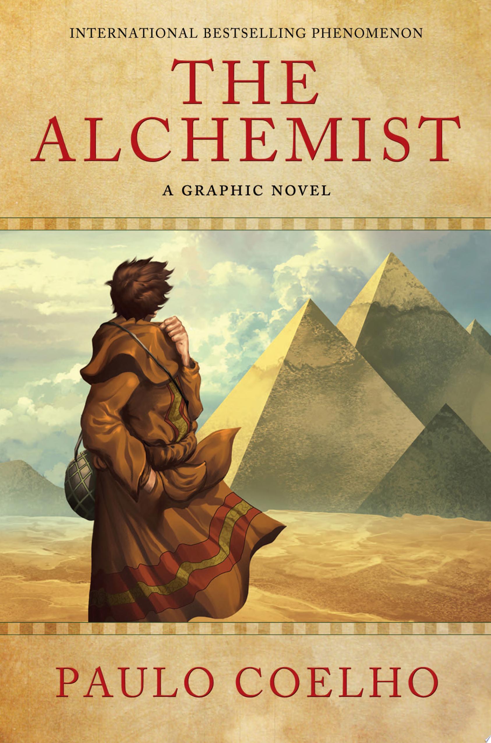 The Alchemist  A Graphic Novel