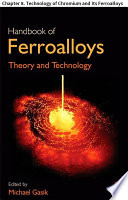 Handbook of Ferroalloys Book