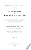 The St. Clair Papers