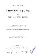 The Story of Antony Grace Book PDF