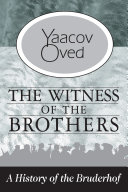 Pdf The Witness of the Brothers