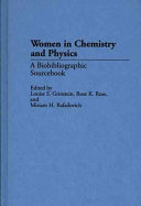 Women in Chemistry and Physics
