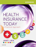 Workbook for Health Insurance Today - E-Book
