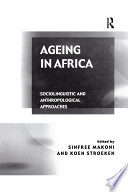 Ageing In Africa
