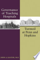Governance of Teaching Hospitals