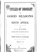 Cycles of Drought and Good Seasons in South Africa