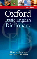 Oxford Basic English Dictionary