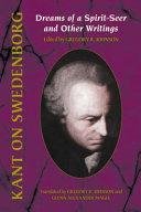 Kant on Swedenborg