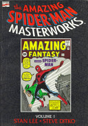 The Amazing Spider-Man Masterworks