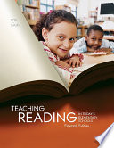 """""""Teaching Reading in Today's Elementary Schools"""" by Betty Roe, Sandra H. Smith, Paul C. Burns"""