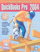 Contractor s Guide to QuickBooks Pro 2004