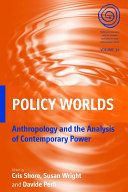 Policy Worlds