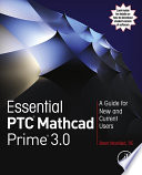 Essential PTC® Mathcad Prime® 3.0