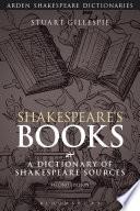 Shakespeare S Books