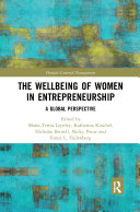 The Wellbeing of Women in Entrepreneurship