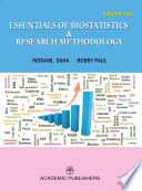 ESSENTIALS OF BIOSTATISTICS & RESEARCH METHODOLOGY