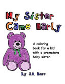 My Sister Came Early Book PDF