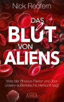 Das Blut von Aliens