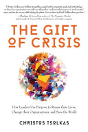 The Gift of Crisis